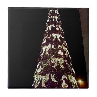 Huge Christmas Tree Ceramic Tiles