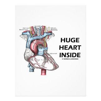 Huge Heart Inside Flyer