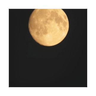 Huge moon print