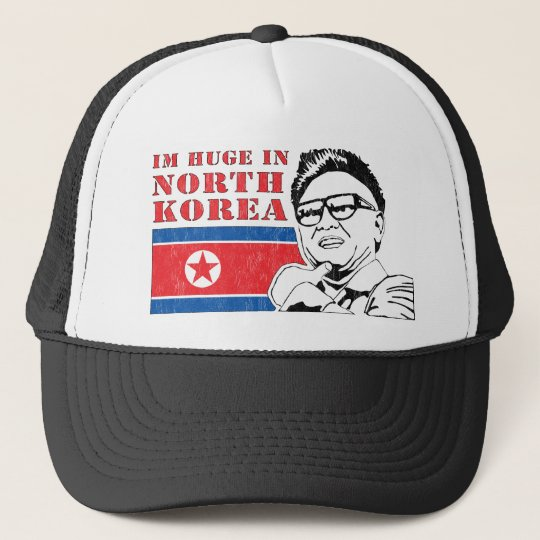 huge only in north korea - kim jong