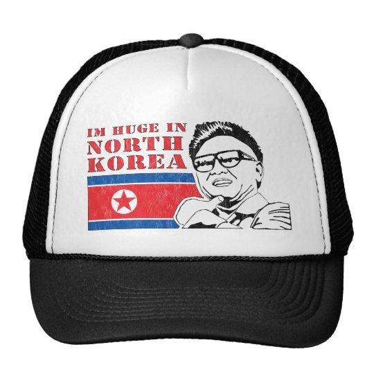 huge only in north korea - kim jong