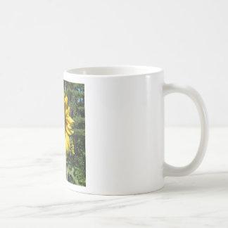 Huge Sunflower Coffee Mug
