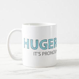 Huger Street South Carolina Mug