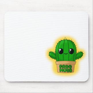 Huggable Cactus Mouse Mat
