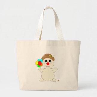 Huggable Clown Polar Bear Bags