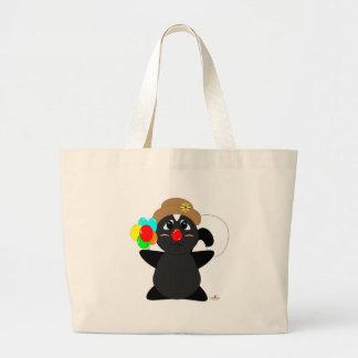 Huggable Clown Skunk Bag
