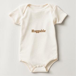 Huggable Organic Baby Bodysuit