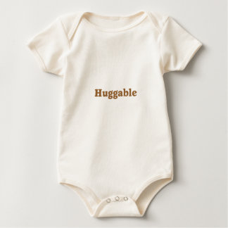 Huggable Organic Bodysuits