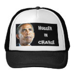 Hugger in Charge Trucker Hats