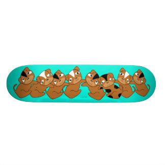 Hugging Puppies Skateboard
