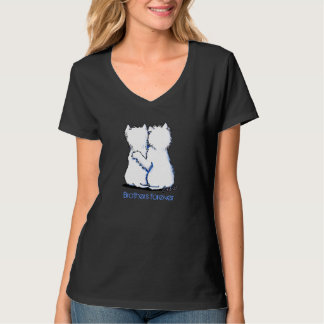 Hugging Westies T-Shirt