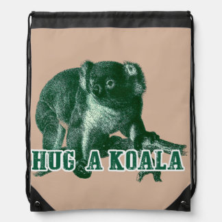 Hugh a Koala Backpack