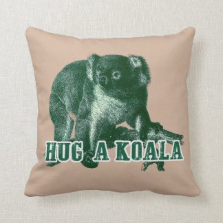 Hugh a Koala Cushion