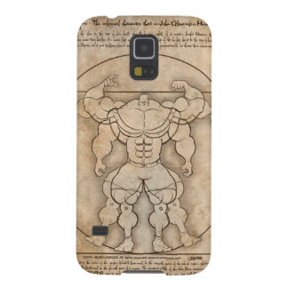 HUGH MONGUS - MUSCLEHEDZ MAN CASES FOR GALAXY S5
