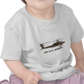 Hughes AH-64 Apache Shirts