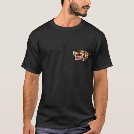 Hughes/Thrall Pocket Logo T-Shirt
