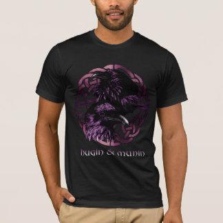 Hugin & Munin trans T-Shirt