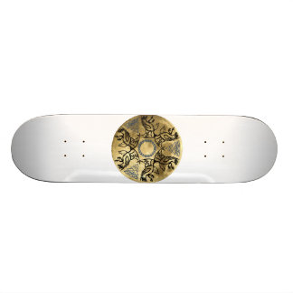 Huginn & Muninn 21.3 Cm Mini Skateboard Deck