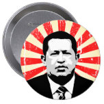 Hugo Chavez Button