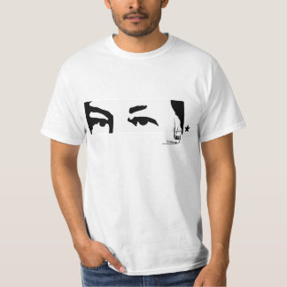 Hugo Chávez: Eyes and signature T-Shirt