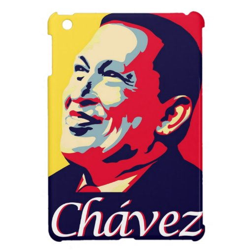 Hugo Chávez Cover For The iPad Mini