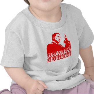 Hugo Chavez Sucks! Shirt