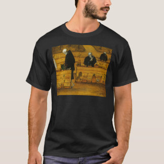 Hugo Simberg's Garden of Death T-Shirt