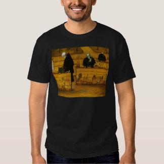 Hugo Simberg's Garden of Death Tee Shirts