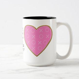 Hugs and Kisses mug