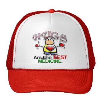 Hugs are the Best Medicine Trucker Hat