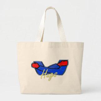 Hugs Canvas Bag