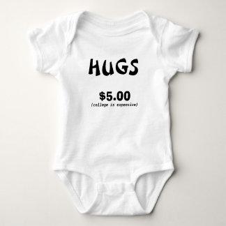 HUGS FIVE DOLLAR BABY BODYSUIT