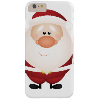 Hugs from Santa Claus Barely There iPhone 6 Plus Case
