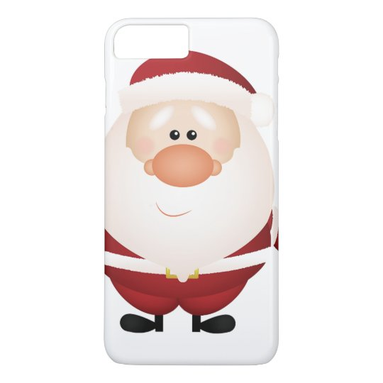 Hugs from Santa Claus iPhone 8 Plus/7 Plus Case