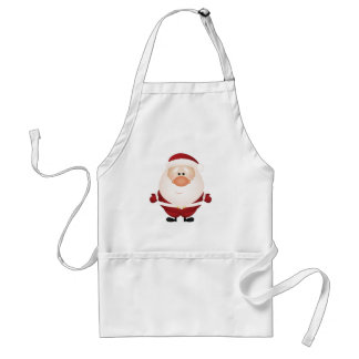 Hugs from Santa Claus Standard Apron