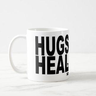 HUGS HEAL Coffee Mug