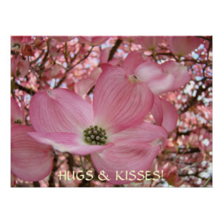 HUGS KISSES Art Print Gifts Valentine s Day