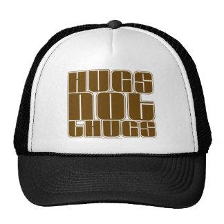 Hugs Not Thugs Cap