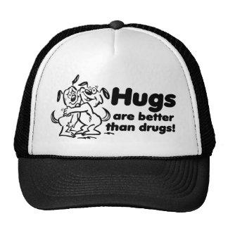 Hugs or Drugs? Hat