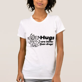 Hugs or Drugs? Shirts
