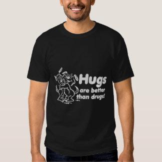 Hugs or Drugs? Tshirt