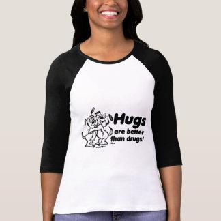 Hugs or Drugs? Tshirts