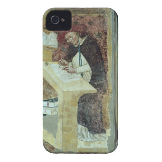 Hugues de Provence at his Desk, from the Cycle of iPhone 4 Case-Mate Cases