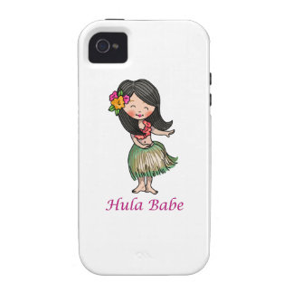 Hula Babe iPhone 4 Cases