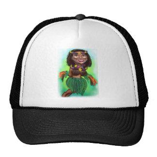 Hula Dancer Hats