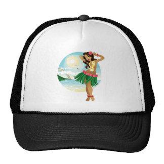 Hula Day Cap