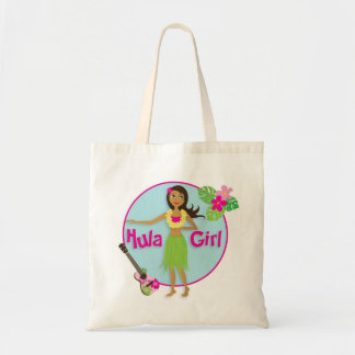Hula Girl Bag