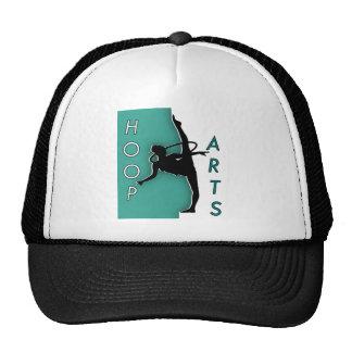 Hula Hoop Arts Mesh Hats