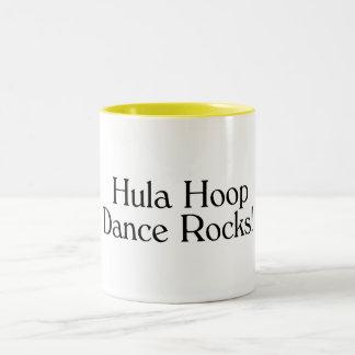 Hula Hoop Dance Rocks Coffee Mug