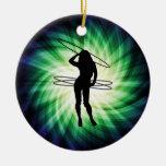 Hula Hoop Girl; Cool